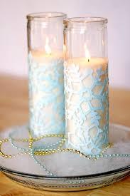 Blue Snowflakes Decorations 358 Best Blue Christmas Images On Pinterest Blue Christmas