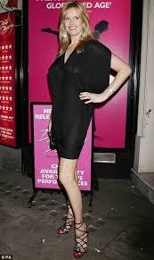 you wear it not so well penny lancaster u0027s dress turns