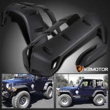 7 passenger jeep wrangler fenders for jeep wrangler ebay