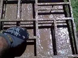 making my own brickform mold concrete walkway youtube