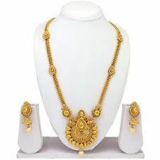 gold har set indian gold plated jewelry set ebay