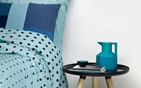 plus bed linen in grey minimalistic designer bed linen in modern