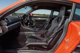 Porsche Cayman Interior Porsche 718 Cayman Interior Autocar