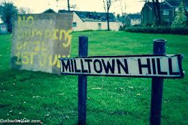 milltown hill bonfire site other belfast