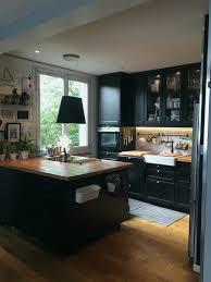 meuble cuisine industriel meuble cuisine industriel luxe j adore cette cuisine ikéa avec