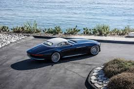 mercedes benz u0027s latest concept car takes its design cues from art deco