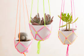 13 diy hanging planters to give your indoor garden a lift brit co