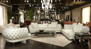 decorating windsor court leather living set by michael amini