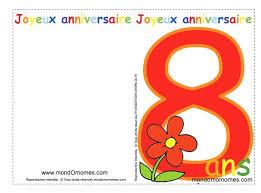 coloriage cartes anniversaire enfant carte anniversaire fille 8