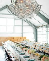 How To Make A Balloon Chandelier 47 Hanging Wedding Décor Ideas Martha Stewart Weddings