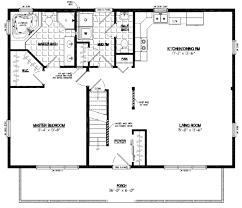 narrow homes certified homes settler home floor plans 16 x 36 house 22 36 plan
