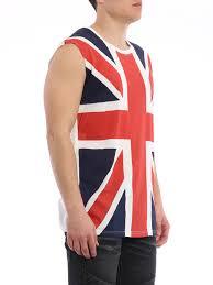British Flag Shirts British Flag Tank Top By Balmain Tops U0026 Tank Tops Ikrix