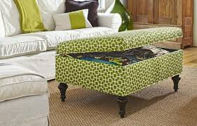 Hinged Storage Ottoman How To Build A Storage Ottoman This Old House
