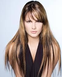 partial hi light dark short hair dark brown hair with caramel highlights lovetoknow