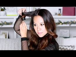 what type of hair is use for big box braids how to use hot rollers