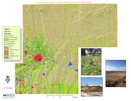 Colorado County Map by Soils In Weld County West Greeley Conservation District