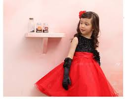 free sample fashion pearl u0027s baby party dress lace girls dress