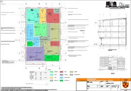 Metal Office Buildings Floor Plans by Mixed Commercial Building Martin Mcclean Architectural