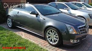 2013 cadillac cts horsepower wheel offset 2011 2013 cadillac cts coupe nearly flush stock oem