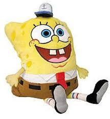 amazon com pillow pets wees nickelodeon spongebob