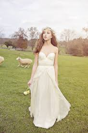 wedding dresses for a farm wedding rustic wedding chic