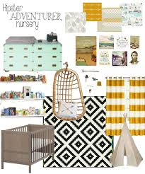 life with a dash of whimsy baby boy nursery inspiration