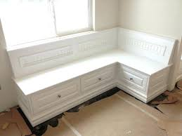 Corner Bench Seating With Storage Magnificent Corner Storage Bench Kitchen On Seating With