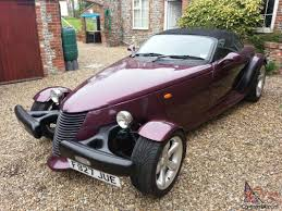 chrysler prowler plymouth prowler replica fiero factory v2 rod kit car mottax