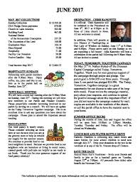 the date of thanksgiving 2014 monthly bulletin for june 2014 u2013 our lady of wisdom