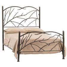 Tree Bed Frame Iron Bed Frames Decofurnish