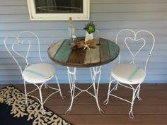 ice cream table and chairs vintage ice cream parlor table chairs vintage ice cream parlor