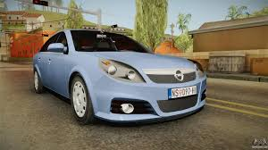 vauxhall vectra 2017 opel vectra for gta san andreas