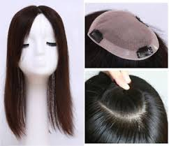 hair toppers for women 100 hand tied silktop human hair toppers top pieces for women 8