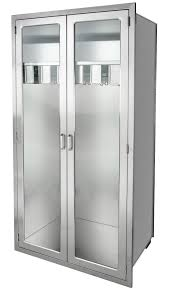 catheter storage cabinet continental metal products healthcare