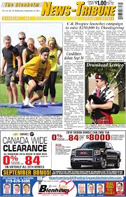 28 pages by blenheim news tribune issuu