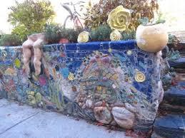 423 best mosaic face garden totems images on pinterest mosaic