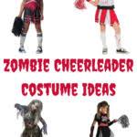 Zombie Cheerleader Costume Halloween Costumes Decorations Diy Crafts Pumpkins Check It