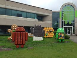 android statues the awaited android l statue might appear soon