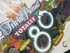 trivial pursuit 80s trivial pursuit 80s ebay