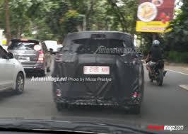 mitsubishi baru spyshot mobil baru di indonesia dari mitsubishi indonesia mpv xm