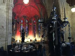 100 halloween candelabra long and low table candelabra
