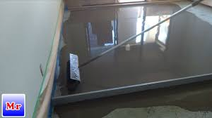 how to concrete floor leveling in an apartment use self leveling