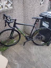 whyte dorset 2016 road bike matt granite with apple aqua in