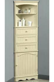 antique white corner cabinet bathroom corner cabinet white bathroom corner storage units modern