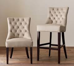 Pottery Barn Kids Chair Knock Off Hayes Tufted Dining Side Chair Pottery Barn