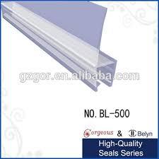 guardian shower door parts door strips plastic buy door strips