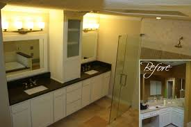 Before And After Bathrooms Before And After Bathroom Remodels Traditional Bathroom