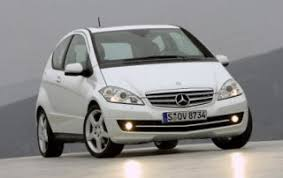 mercedes of america 2009 mercedes a class gets facelift still not for america