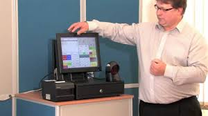 Gilbarco Passport Help Desk by Online Cash Registers Touch Screen Epos System Demonstration Youtube