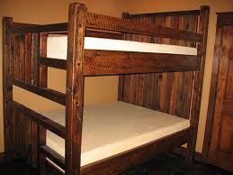 Timber Bunk Bed Timber Beds Hmmm Pinterest Bunk Bed And Bedrooms
